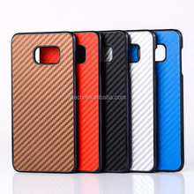for note5 edge Case, for samsung note5 Carbon Fiber Case, Alibaba China Factory Radiation Proof Case
