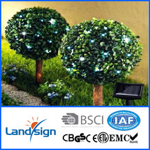 High performance Cixi landsign XLTD-5019 solar christmas light