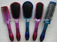 Good quality new design rotating hair brush