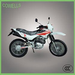 Hot sale motorcycle hand brake/Foot brake off-road new 125cc dirt bike