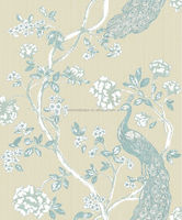 Detai natural yellow bamboo wallpaper