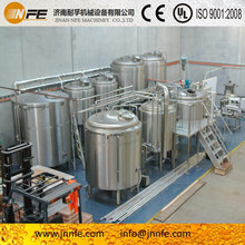 1200L stainless steel microbrewery equipment/beer brewing equipment/brewery plant