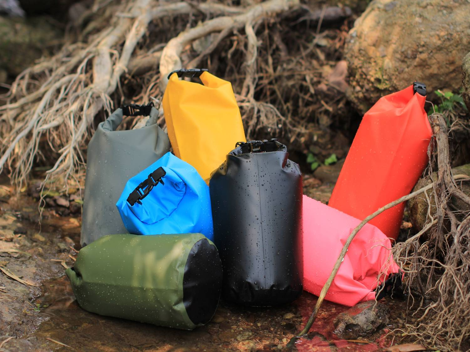 PVC Tarpaulin Waterproof Dry Bag