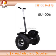 2015 Popular Two Wheel Smart Balance Electric Scooter/electric chariot/Off Road 2 wheel balance electric scooter