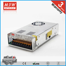 China manufacturers ac to dc meanwell 12v 30a switch power supply
