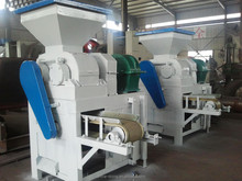 Briquette making machine of china supplier DOING Company makes the coal power/carbon power into briquette