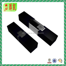 cosmetic packaging box with metallic paper