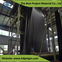 60 mil HDPE Geomembrane Liner hdpe Sheet(1.5mm)