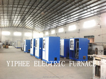 Stainless Steel Medium Frequency Induction Electric Smelting Furnace For 750kg