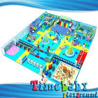 Kids educational equipment Indoor playground for Creative recreation