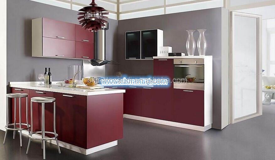 Custom italian quality kitchen cabinet