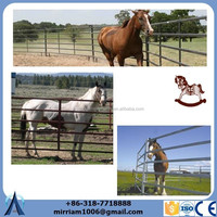 Low price high tensile hinge joint horse fence