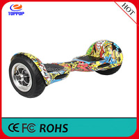 2016 Newest 10 Inch 2 Wheels Smart Self Balance Powered Unicycle ,Electric Skateboard Scooter