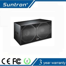 Suntron Professional Conference 2 Way Full Range Sound System Speaker Box