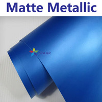Mist blue PVC vinyl film sticker supplier car wrap vinyl film matte metallic