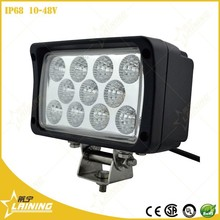 Newest 33w 2640lm 12V ip67car tuning light for excavator ATVs suv truck