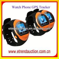 Mini GPS Tracker Watch Tracking Device Watch GPS Personal Locator