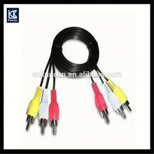 AV audio and video rca cable