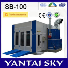 2015 SKY new products approved used spray booth for sale riello burners price car wash booth