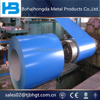 PPGI Coils, Color Coated Steel Coil, RAL9002 White Prepainted Galvanized Steel Coil Z275/Metal Roofing from Bohaihongda Tianjin