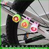 2015 New Design electric scooter light bike rear and front light
