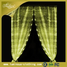 light emitting fabric white polka dot curtains dubai curtain fabric