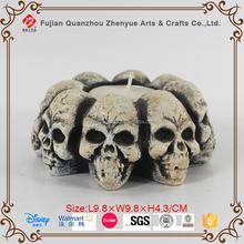 Polyresin Human Animal Skull Head,Resin Halloween Skull Head
