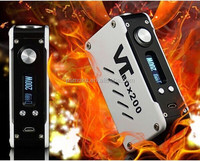 DNA 200 MOD VT box mod 200W with DNA200 chip VTbox 200 VTbox200 Electronic Cigarette Wholesale