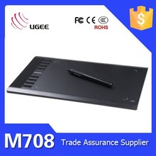 Ugee M708 Drawing Graphic Digital Tablets