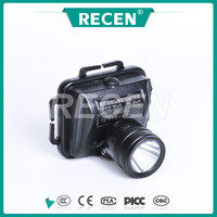 IP65 3w rechargeable LED micro explosion proof head lamp led