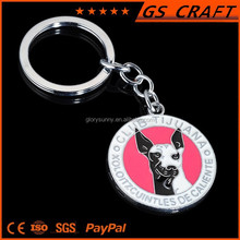 Promotional HOT Selling New Design Custom Metal Key Chain