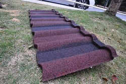 Happiness colorful Popular Zinc Corrugated Sheet Metal Roofing tile for house using in Nigeria