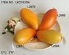 Artificial Faux mango Simulation fake fruits realistic honey mango for house/wedding party decoration