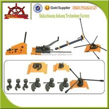 manual wrought iron machine, metal craft tool, iron craft tool