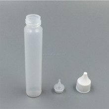 China New shape plastic empty 30 ml drip bottles with child proof