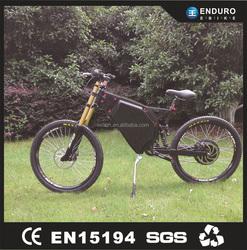 2015 full suspension cheap electric motor bike 5000w