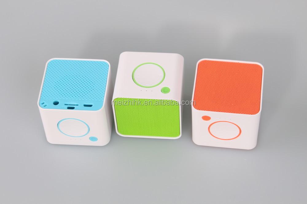 Telefone móvel mp3 cd player sem fio bluetooth Mini speaker