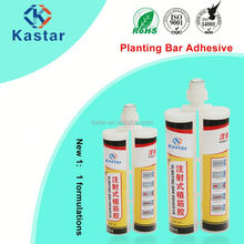waterproof injectional glue for reinforcement
