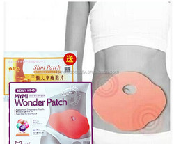 MYMI Belly Wonder Slimming Patch 5pcs/box with sticker