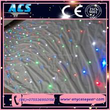 ACS flexible curtain led display, led light curtain, led stage curtain for sale