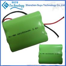 New quality battery 1.2v 3000mah sub c nimh battery