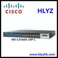 สวิทช์ซิสโก้ws-c3560x-24p-l3560x24พอร์ตสวิทช์เครือข่ายของซิสโก้