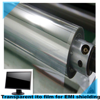 ito film conductive transparent ito film for EMI shielding ito film