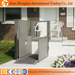 CE approved home elevators cost