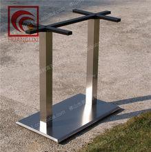 restaurant table leg,square stainless steel table leg,short leg dining table,stainless steel table leg