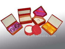 Pantone color printing jewelry paper gift box wholesale