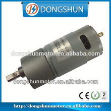 DS37RS555 electric toy dc small gear motor