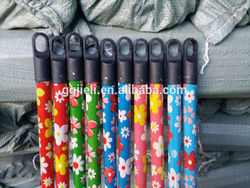 Multifunctional lacquered wooden hoe stick with high quality