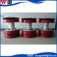 High Quality Cheap Custom brush pig polyurethane brush cleaning tool industry Cleaning Part