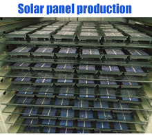 Epoxy solar panel/small solar panel/55*55mm 2V/170mA
